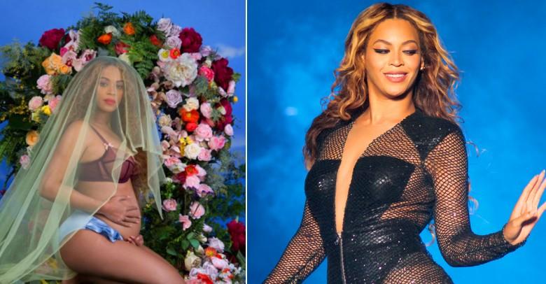¡Beyoncé está embarazada de gemelos!