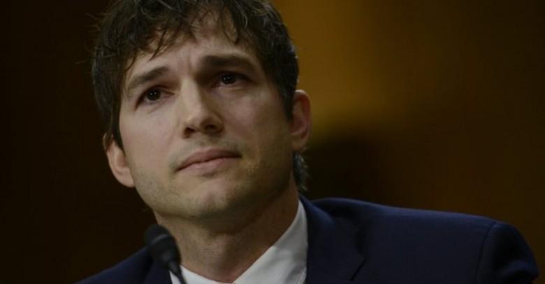 Ashton Kutcher contra el tráfico de menores, el emotivo mensaje que dejó conmovido a todo el mundo