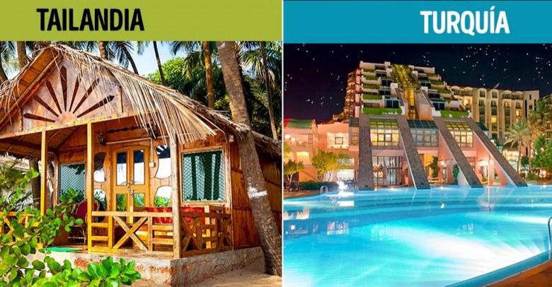 ¿Qué significan las estrellas que le ponen a los hoteles en diferentes partes del mundo?