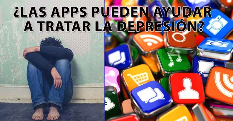 Las apps ahora podrían ayudar a tratar la depresión