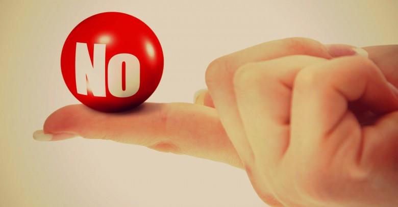 5 Sencillos pasos para aprender a decir NO