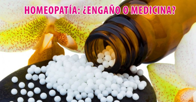 Homeopatía: ¿engaño o medicina?