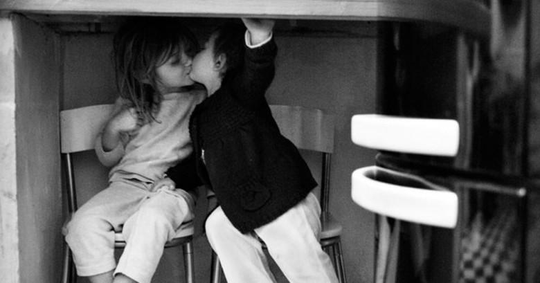 La belleza de la infancia capturada por la cámara fotografica