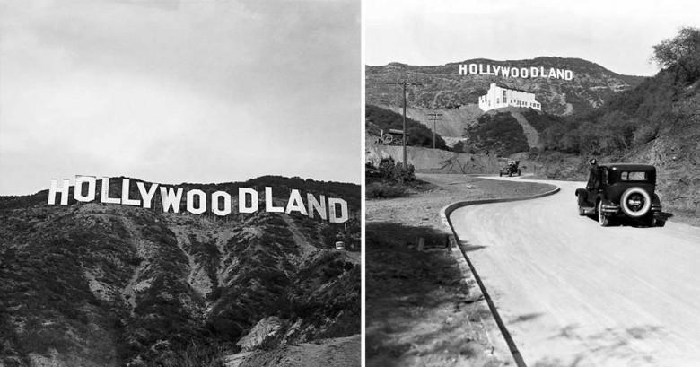 Esto es TODO lo que no sabías del clásico letrero de Hollywood (y un poco más)
