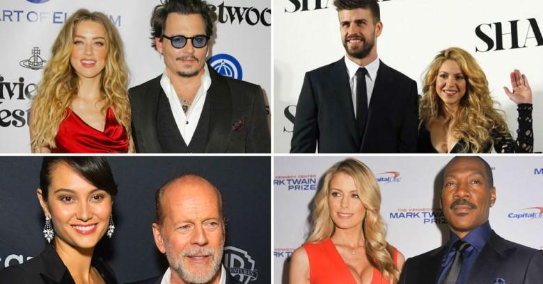 Estos famosos nos demuestran que para el amor no hay edad