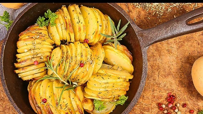 Toma nota de estas recetas de patatas que estoy seguro que te encantaran