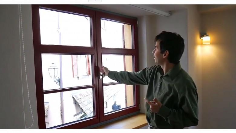 ¿Conocías las ventanas alemanas? Son geniales!