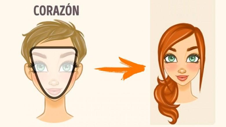 Estos son los peinados que deberías usar según la forma de tu rostro