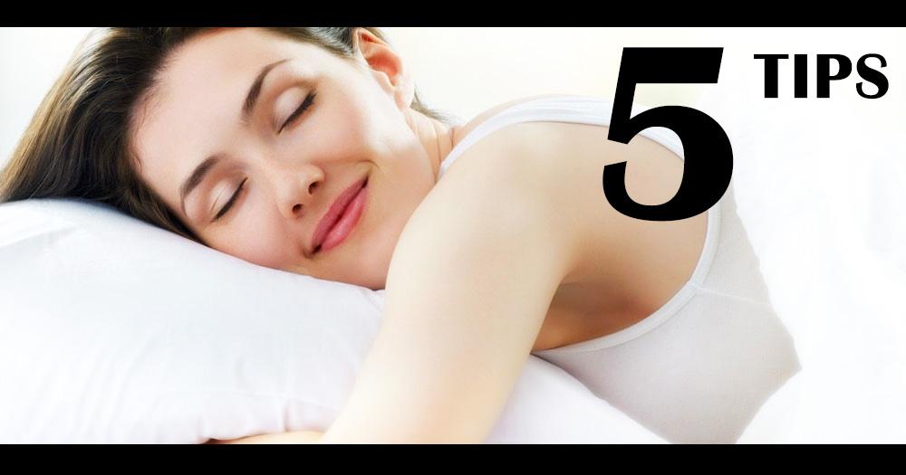 Tips para bajar de peso por las noches