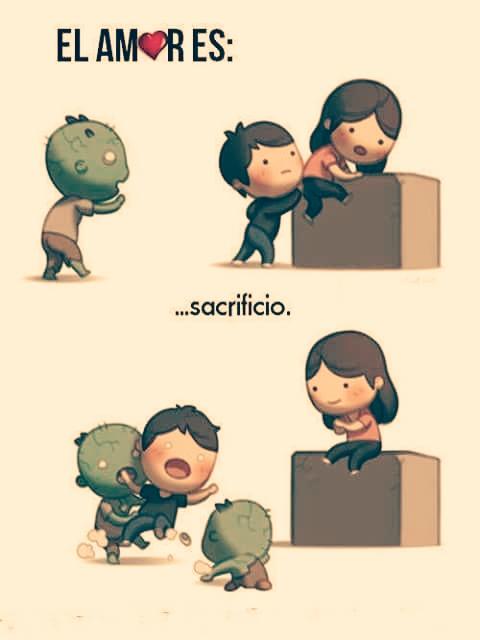 amor-sacrificio