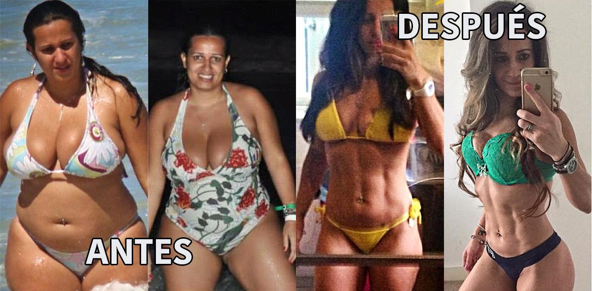 dieta equilibrada para perder peso semanal