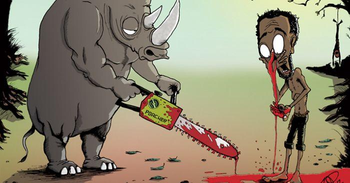 ilustraciones maltrato animal (1)