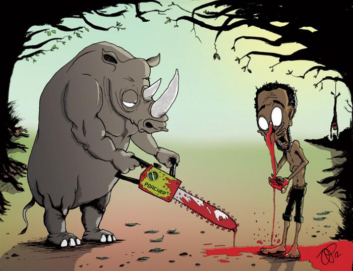 ilustraciones maltrato animal (12)