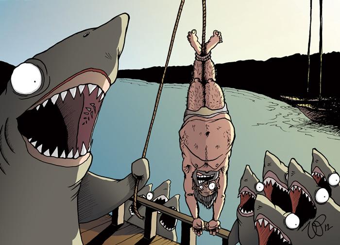 ilustraciones maltrato animal (13)