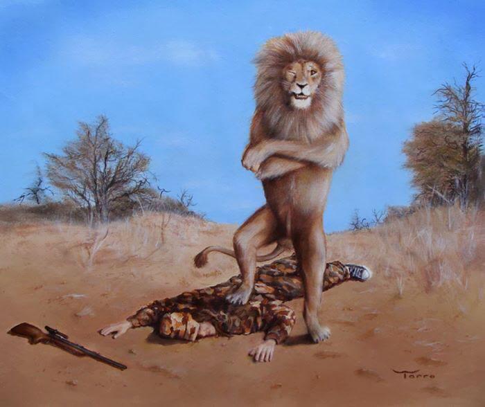 ilustraciones maltrato animal (17)