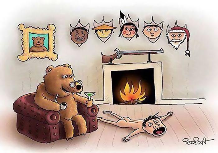 ilustraciones maltrato animal (19)