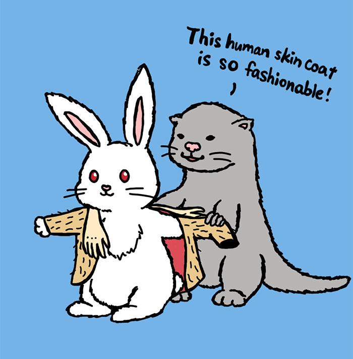 ilustraciones maltrato animal (7)