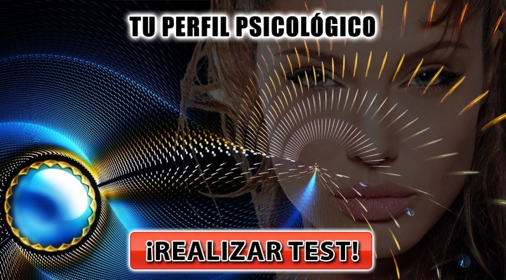 Test perfil psicologico con figuras geometricas